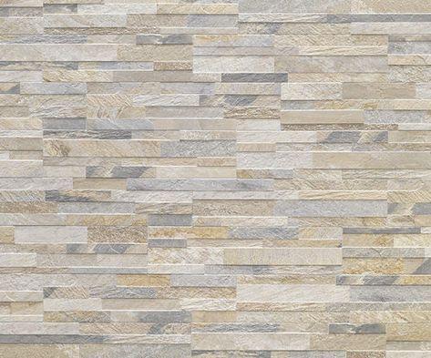 Cubics Collection Beige Decorative 3d Porcelain 6x24 Wall Tiles Sophisticated Tile Porcelain Mosaic Tile