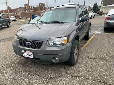 Ebay Advertisement 2005 Ford Escape Xlt 2wd 2005 Ford Escape With