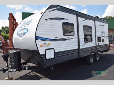 New 2019 Palomino Puma Xle Lite 21fbc Travel Trailer At Campers