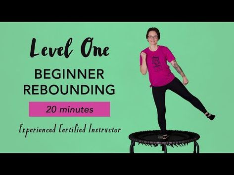 Rebounding Workout for Beginners
