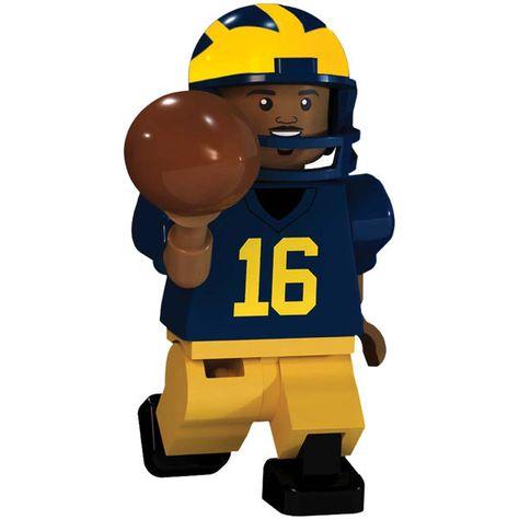 ... Denard Robinson Michigan Wolverines Brand Jordan Alumni Football Jersey  - Navy - 99.99 Sports Fitness Pinterest ... a995b518d