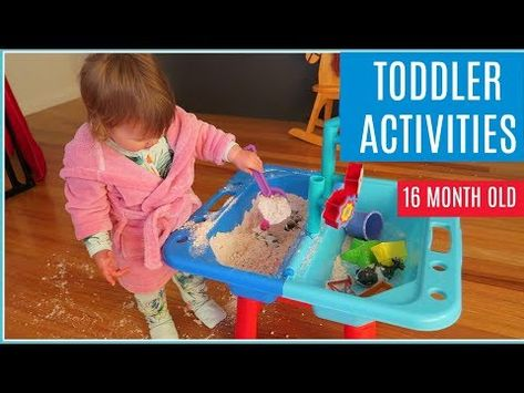 WHAT ACTIVITIES MY TODDLER DOES IN A DAY