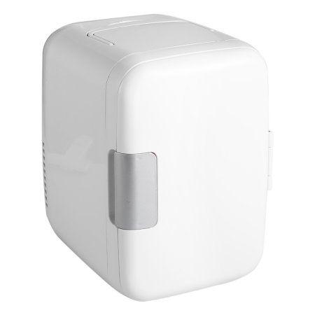4l Portable Mini Fridge Cooler And Warmer Icebox Travel Refrigerator Cooler Box Auto Car Boat Home Office Portable Mini Fridge Fridge Cooler Portable Cooler
