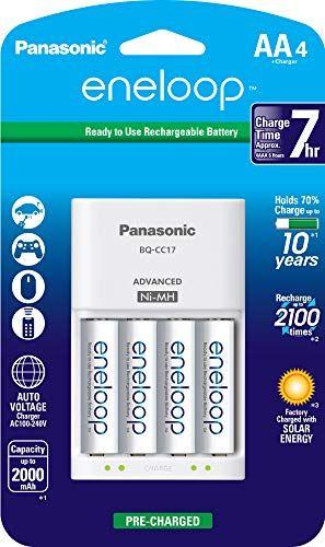 Panasonic K Kj17mca4ba Advanced Individual Cell Battery C Https Www Amazon Com Dp B00jhksmju Ref Cm Sw R Pi Rechargeable Batteries Panasonic Nimh Battery
