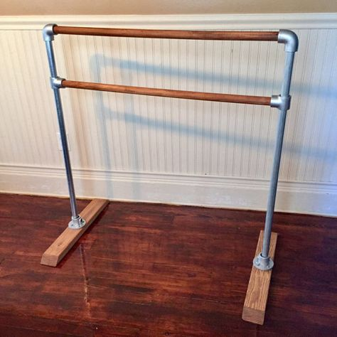 Wooden Portable Ballet Barre