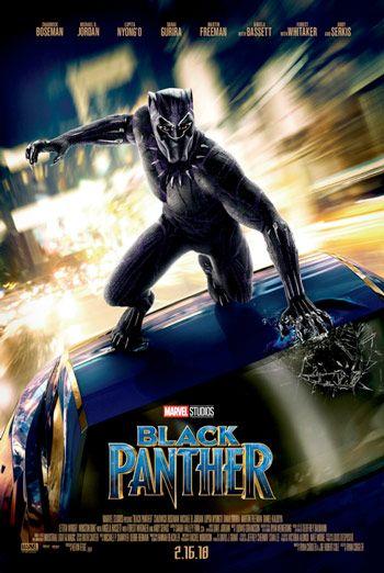 Black Panther Hd Movie Black Panther Movie Poster Black Panther Film Black Panther