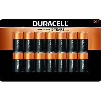 Easyon Gutterguard 5 Version 24 Duracell Costco Alkaline Battery