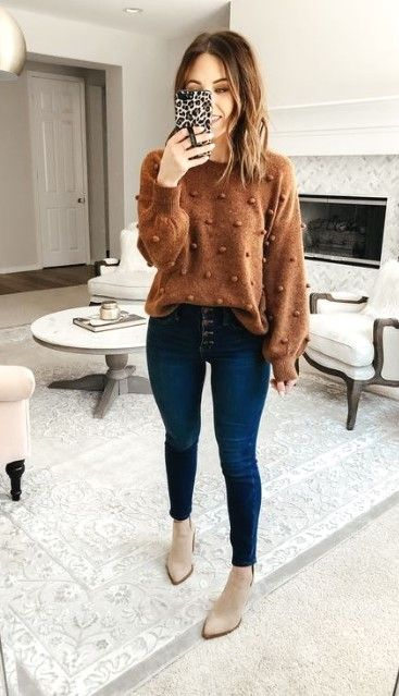 20 Cute Winter Women Outfits for School 2020 Source by yeahgotravel comfy outfits Winter Mode Outfits, Casual Winter Outfits, Winter Fashion Outfits, Look Fashion, Stylish Outfits, Cute Outfits, Winter Fashion Women, Women Casual Outfits, Winter Clothes Women