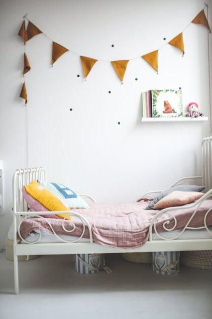 Pologne Une Chambre Pour 3 Petites Filles Decoration Chambre