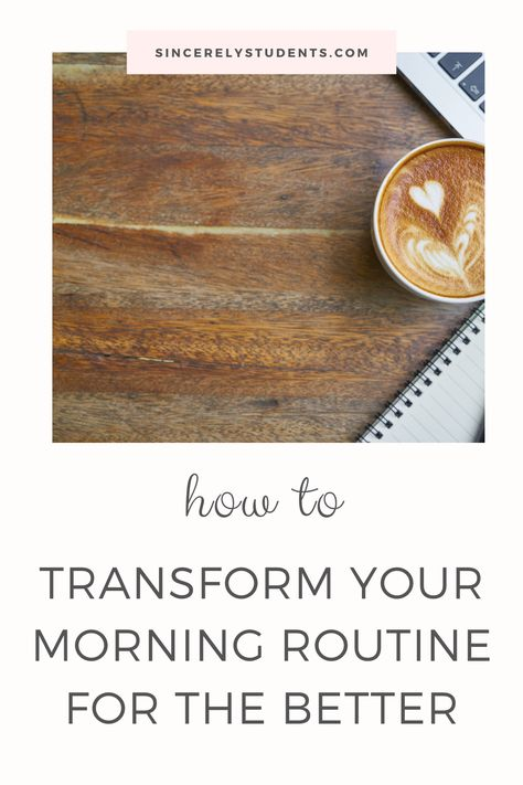 Is one of your 2021 resolutions to start being more productive? Having a productive morning routine can help! Learn what 6 simple habits you can build into your morning routine to ensure a productive rest of the day! #morningroutine #productivity