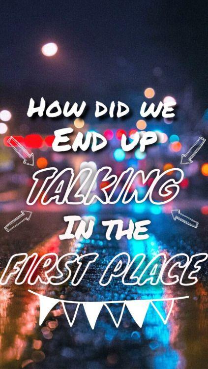 End Up Here // 5SOS | 5SOS Lyrics in 2019 | Summer lyrics, 5 seconds
