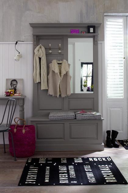 Schuhschranke Die Viel Verstauen Garderobe Mit Verstecktem