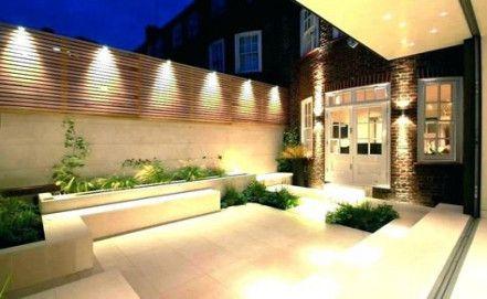 17 Ideas Outdoor Lighting Design Back Yard For 2019 Courtyard Gardens Design Small Courtyard Gardens Modern Garden Lighting