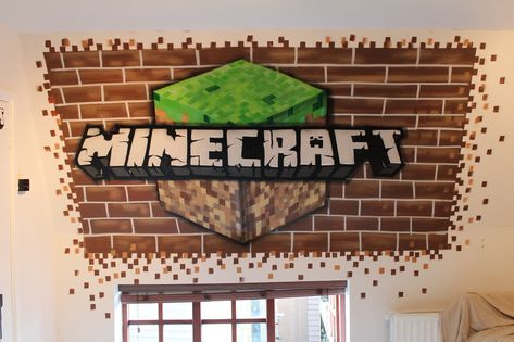 High Quality Minecraft Bedroom Wallpaper 12 Minecraft