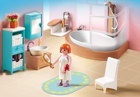 Bano 5330 Playmobil Espana Playmobil Muebles Ninos Diys