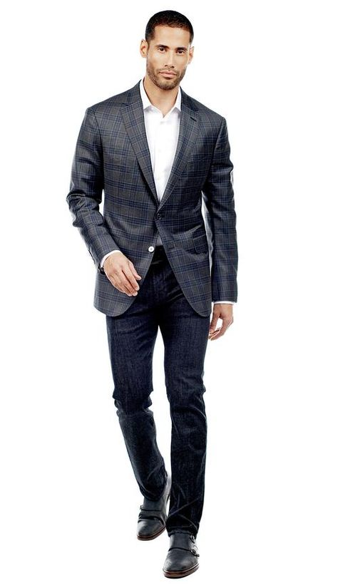 Charcoal Plaid Jacket  #menswear #mensfashion #graysuit #mensstyle #glennplaid #wedding #weddingsuit #groom #groomssuit #groomsmen #groomsman #weddingstyle #suitandtie #bluesuit #plaidsuit #strippedsuit #pinstripes #tux #tuxedo #weddingtuxedo #blacktux #plaid #plaidjacket