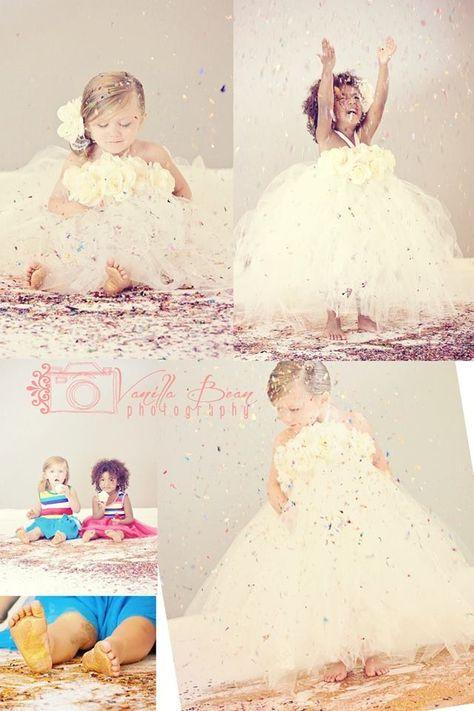 Glitter shoot Toddler Sparkle Vanilla bean photography Fun Party Fun photo