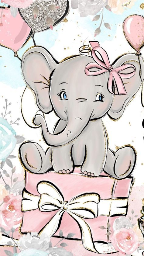Baby shower girl ideas elephant 35 Trendy Ideas