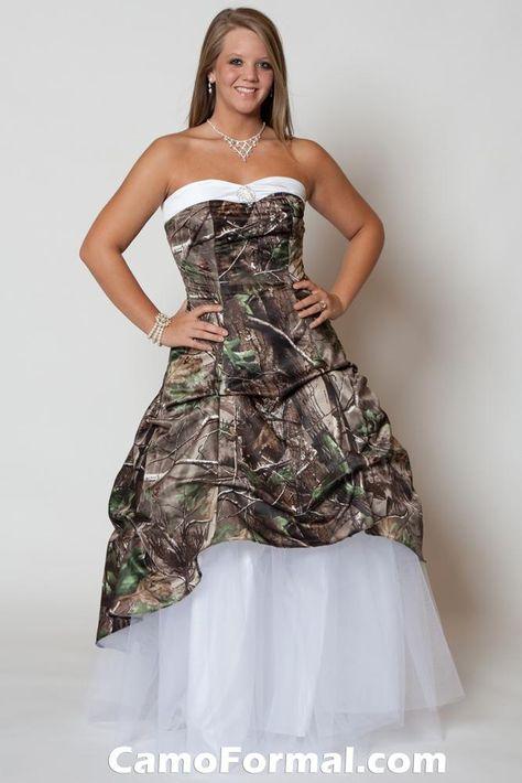 camo wedding dresses | Camouflage Wedding Dresses just like that?camouflage wedding dresses ...