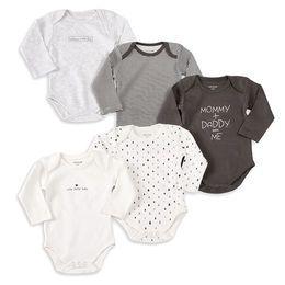 Cool Club Body Z Dlugim Rekawem 5 Pack Rozmiar 68 Baby Onesies Kids Clothes