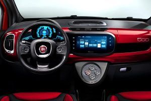 Fiat 500x Uconnect System Overview Autos Coches Motos