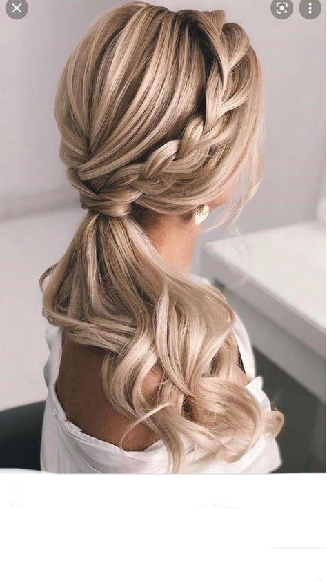 Hair style ideas for prom/wedding