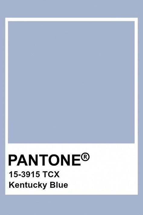 Pantone Kentucky Blue #Simpleweddingring