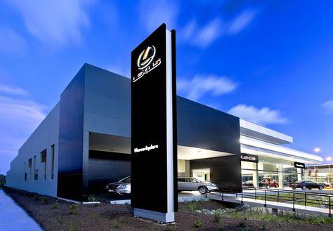 Lexus Showroom, Maroochydore