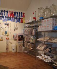 Organized Home Brewery | Homebrewing.com