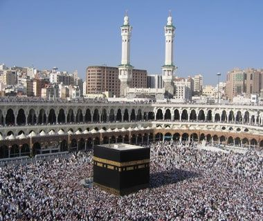 World S Most Visited Sacred Sites Pilgrimage To Mecca Mecca Muslim Pray