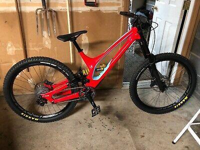Sponsored Ebay 2018 Specialized Demo 8 Carbon Mountain Bike Frame