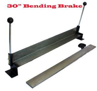 36 Brake Bender With Stand Sheet Metal Bending Plate Bender 12 Gauge In 2020 Sheet Metal Bender Sheet Metal Metal Bender
