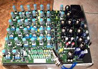 PCB MIXER M869A | РАДИОТЕХНИКА | Audio amplifier, Circuit и