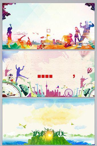 Happy Amazing Songkran Festival Summer Of Thailand Vector On Blue