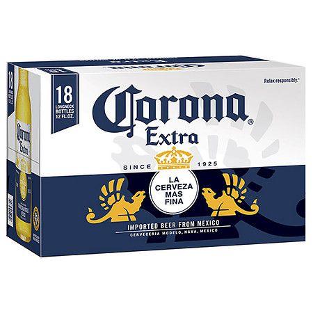 Corona Extra Beer Lager Beer Beer Corona Bottle