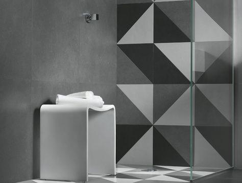 Mobili per bagno sospesi good mobile bagno con base curva aquna