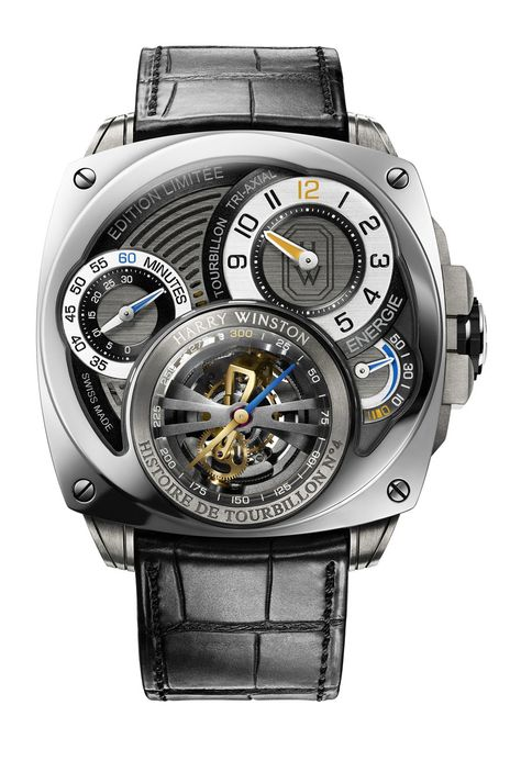 Harry Winston Histoire De Tourbillon 4 Watches For Men Watches Unique Beautiful Watches