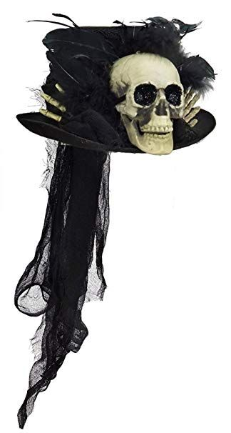 Totenkopf Halsband und Armband Halloween Grusel