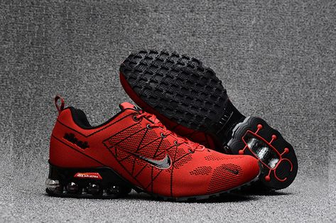 online store 7f59d a65e6 Men s UK Nike Air Max 2018.5 Shoes Red Black Trainers UK Sale