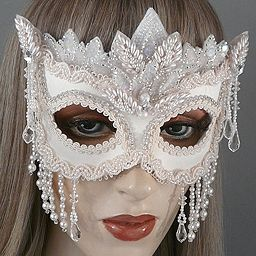 Angelica Jpg Masquerade Wedding Masks Masquerade Bridal Mask