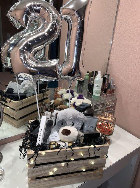 Birthday box for boyfriend#Birthday#Gift#ideas