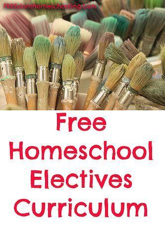 Freedom Homeschooling | Free Homeschool Electives