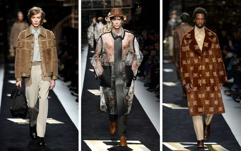 The Best Men's Fashion Week Shows For Autumn/Winter 2019