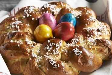 Gluten Free Easter Wreath Bread Recipe Gluten Free Easter Easter Bread Recipe Easter Dessert