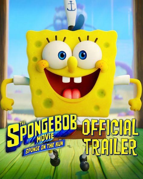 The #SpongeBobMovie: Sponge on the Run - Official Trailer