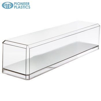 Crystal Display Case With Mirror Display Case Display Paper