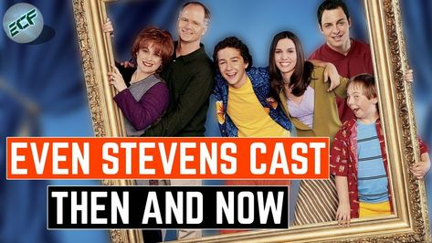 Evens Stevens Cast Where Are They Now Its Quite Hard To Imagine