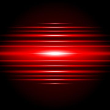 Abstract Red Light Effect Electronic Wave Music Vector Background Abstract Audio Backdrop Png And Vector With Transparent Background For Free Download Vector Background Red Abstract Art Light Red