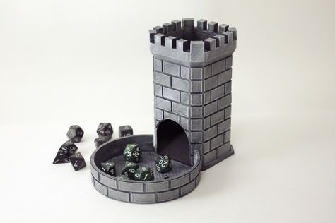 e-Raptor ERA93694  Dice Tower Elven  Role Playing Game