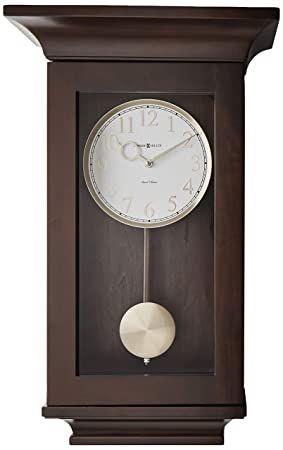 Howard Miller 625 379 Gerrit Wall Clock In 2020 Wall Clock Howard Miller Wall Clock Clock